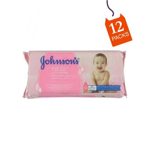 Sale On Gentle All Over Baby Wipes 20 Wipes 12 Packs