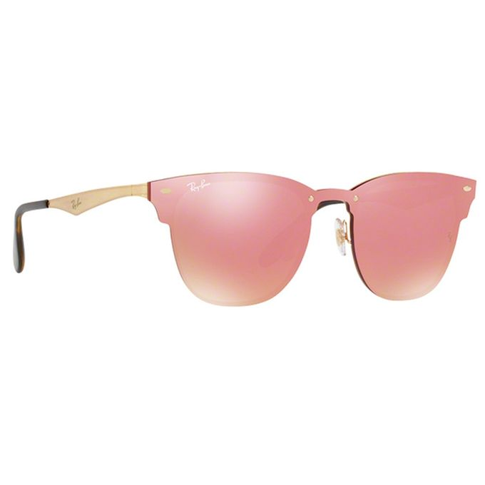 3bea7e800c Sale on Ray Ban RB 3576 N Blaze Clubmaster 043 E4 BRUSHED GOLD ...