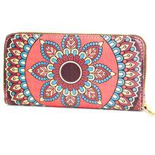 Women Wallet - Mandalla Leather - Very Stylish