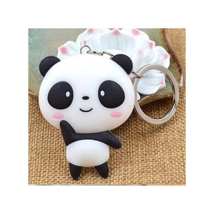 Sale on Cute Cartoon Panda Pendant Keychain Xmas Gift  08d1af3704