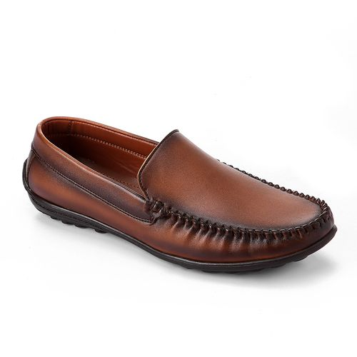 Slip on Leather Shoes - Havan