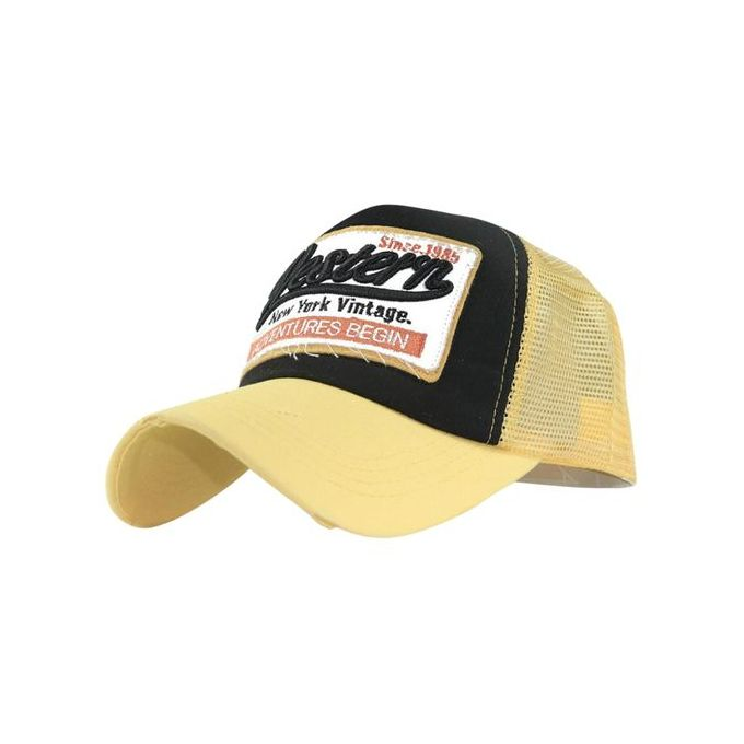 8c386d4c05bf4 Herkiller Embroidered Summer Cap Mesh Hats For Men Women Casual Hats Hip  Hop Baseball Caps-