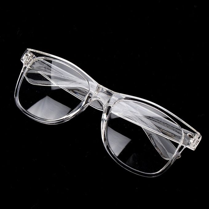 ... Fashion Eyeglass Frame Vintage Transparent Glasses Retro UV 400 Plain  Lens Optic ... 02cefa9b74