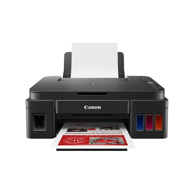 PIXMA G3410 All In One Printer  - Black
