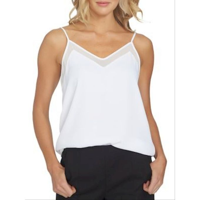 Solid V-Neck Camisole