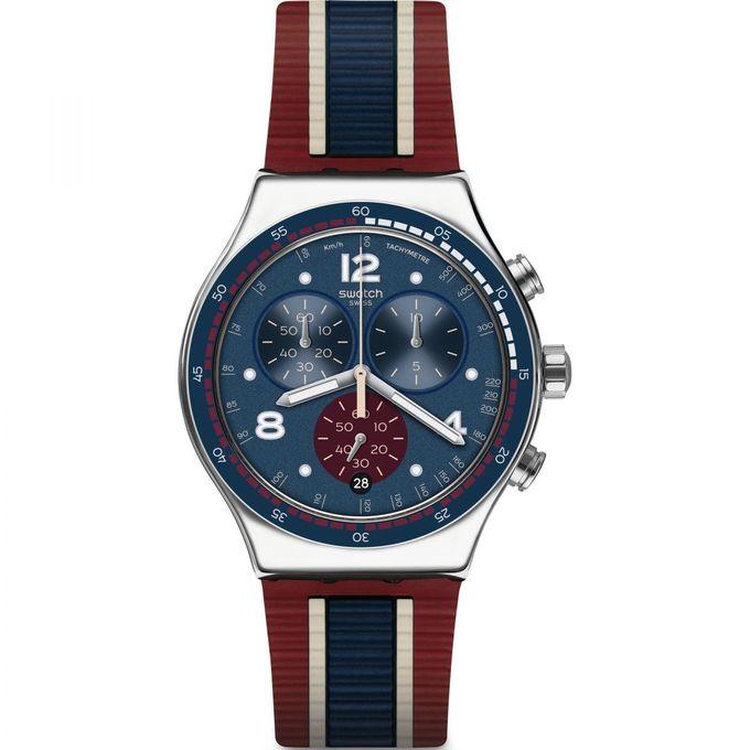 1b4825254 عرض عيد ميلاد جوميا! تسوق Swatch Man's Watch Chronograph College ...