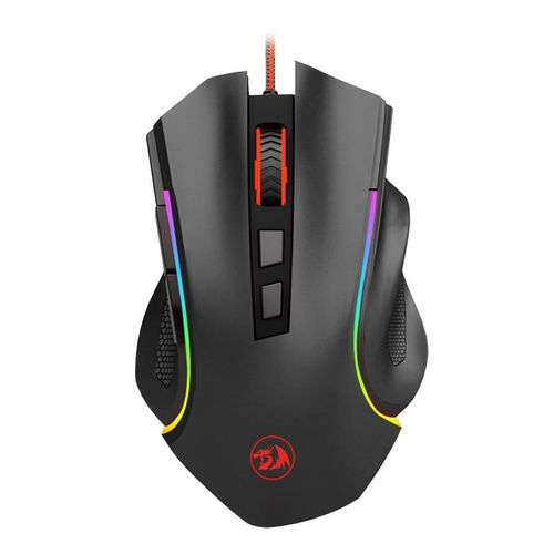M602A Griffin RGB Wired MMO Ergonomic Gaming Mouse