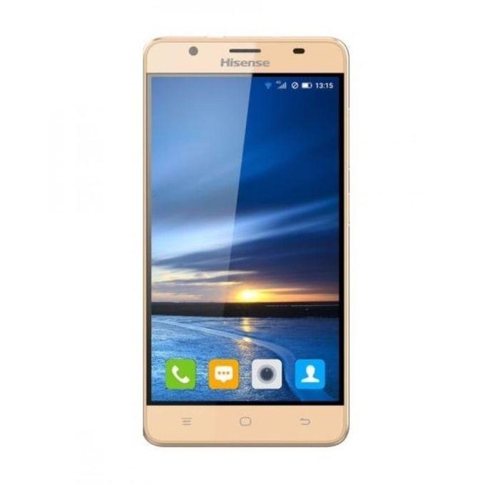 U962 - Dual SIM Smartphone Mobile Phone - Gold