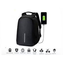 b9bb93ad2 Labtop Bag - Anti-theft Travel Backpack - Waterproof - USB Charging - Black