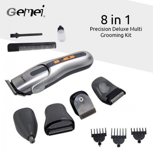 سعر Gemei GM-581 All In One Rechargeable Grooming Kit فى مصر ...