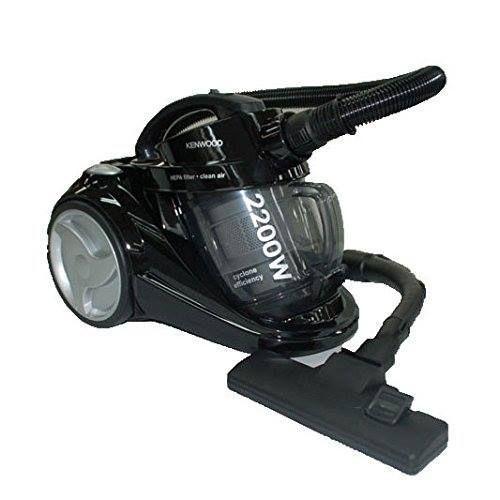 VC7050 Bagless Vacuum Cleaner - Black