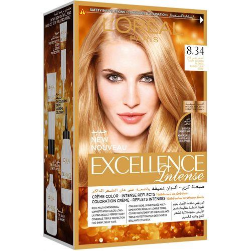 Coloration capillaire l'oreal excellence creme instruction