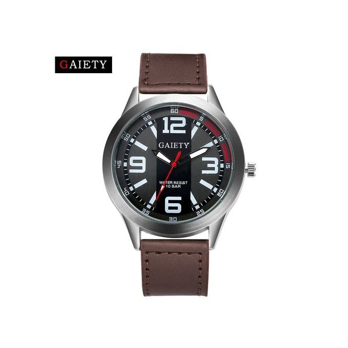 22b1ce533 Checkeck Retro Design Luxury Men's Watch Stainless Steel Leather Analog  Quartz Watches