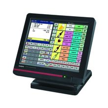 "QT-6600 - 15"" Touchscreen Electronic Cash Register - Black"