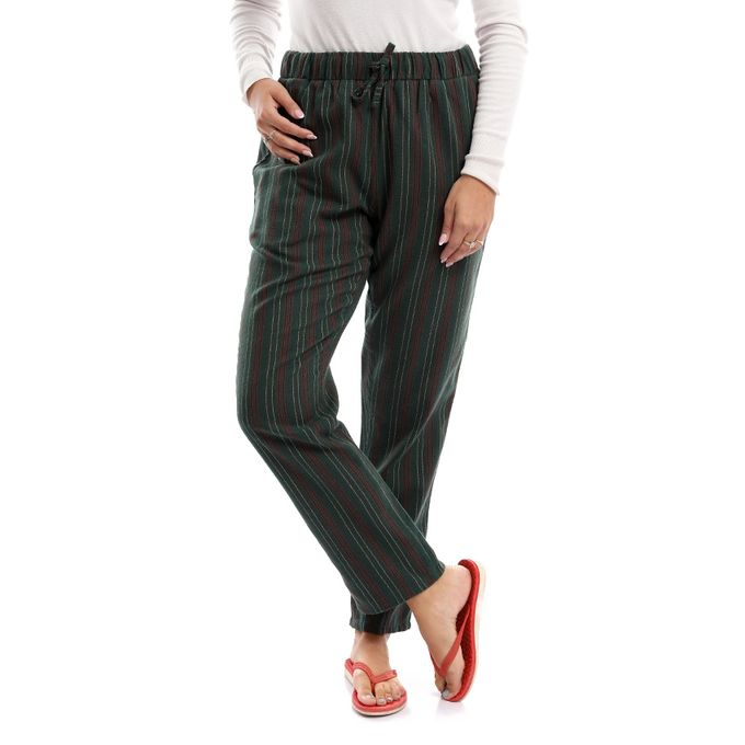 a66ab1d62dde Sale on Women Home Wear Pajama Pant - Red Green