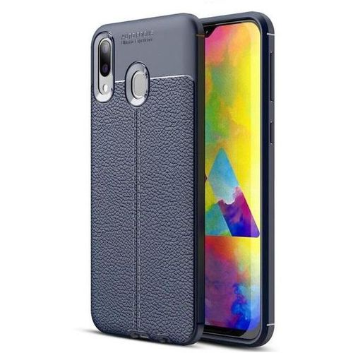 huge discount ac6a2 d710b Soft TPU Back Cover For Samsung Galaxy A30 - Blue
