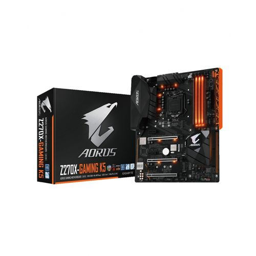 GA-Z270X-Gaming K5 Socket 1151 ATX Motherboard