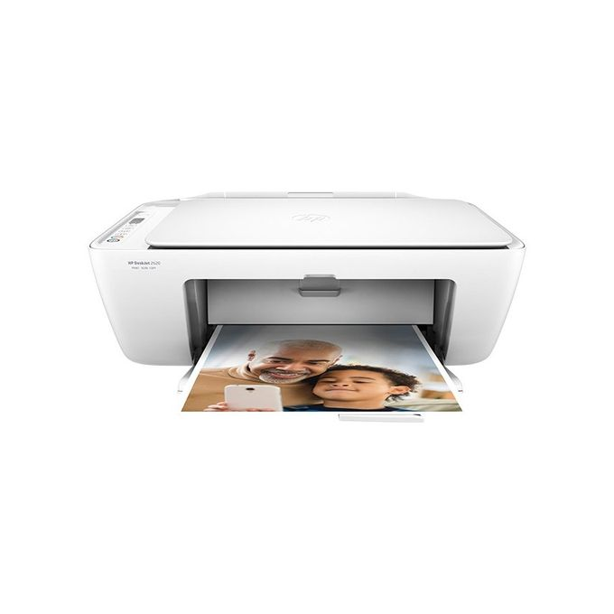 DeskJet 2620 All-in-One Printer
