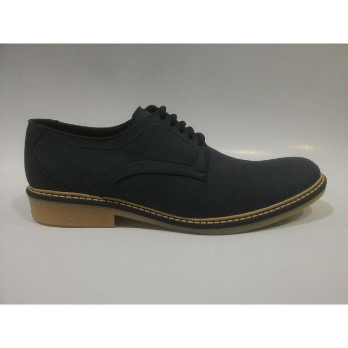 4b028b73ff56 Sale on Lace Up Shoes - Blue Nubuck