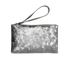 e382b6fa3 Fashionable Style Mobile Phone Bag Women Lady Smooth PU Leather Clutch  Handbag Silver