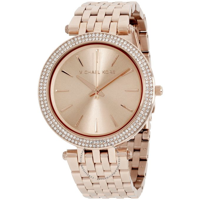 Stainless Watch For Women – Rose Gold –  مصر