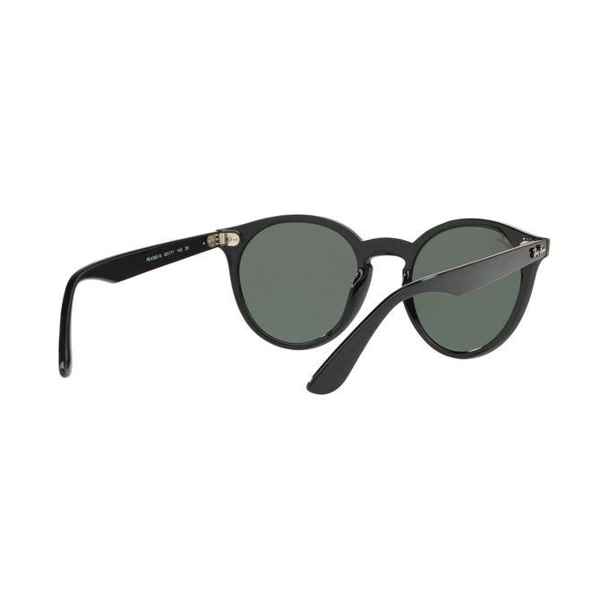 051999e5ec ... Ray-Ban BLAZE RB 4380N BLACK G15- CLASSIC GREEN Unisex Sunglasses