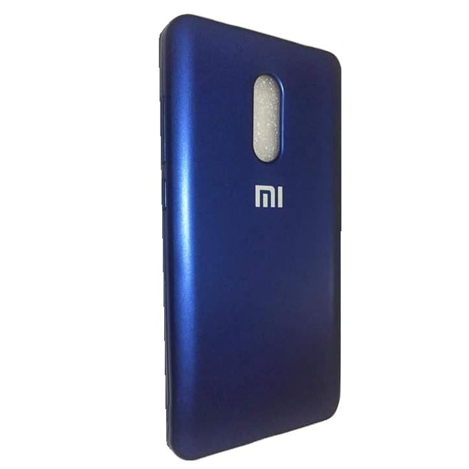 xiaomi xiaomi redmi note 4 back case   blue buy online