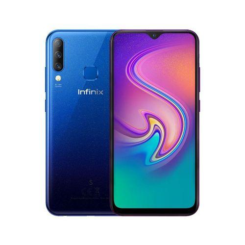 X626B S4 - 6.2-inch 64GB Dual SIM 4G Mobile Phone - Nebula Blue