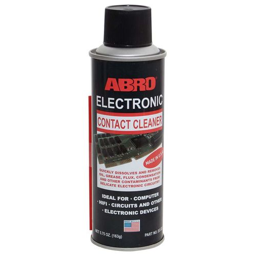 Ec-533 Electronic Contact Cleaner - Black