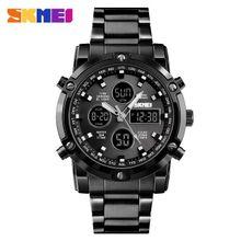 Watches Skmei Men Sports Watches Waterproof Luxury Brand Fashion Watch Multifunction Alarm Digital Wristwatches Relogio Masculino 1248 Digital Watches