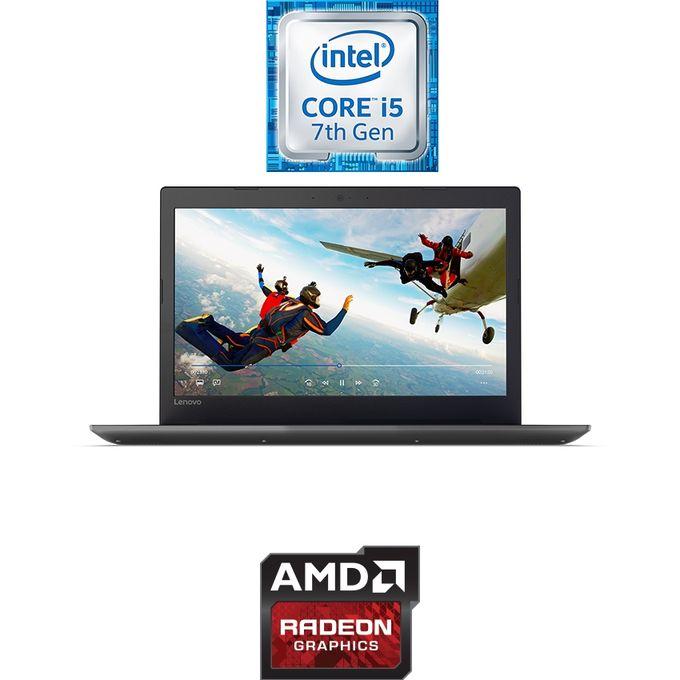 IdeaPad 320-15IKB لاب توب - انتل كور i5 - رام 4 جيجا - هارد HDD 1 تيرا بايت - شاشة HD 15.6 بوصة - رسومات 2 جيجا - DOS - أسود