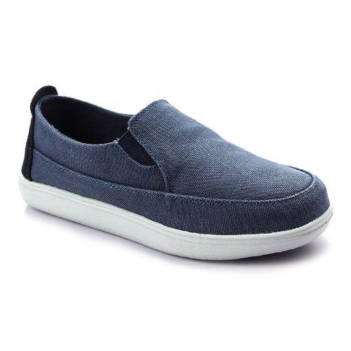 On The Go Slip On Men Shoes - Navy Blue