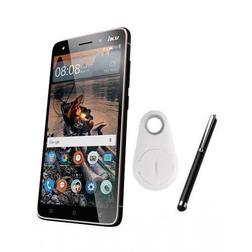 K2 - 5-inch 16GB Dual Sim Mobile Phone - Black + Stylus Pen + Anti-loss  Smart Tag
