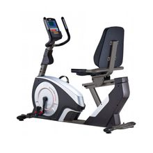 Programmable Magnetic Recumbent Bike - 120 Kgs