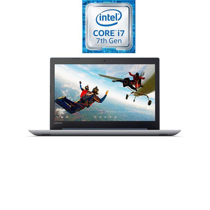 IdeaPad 320-15IKBA لاب توب - انتل كور i7 - رام 8 جيجا بات - 1تيرا بايت HDD - شاشة 15.6 بوصة FHD - رسومات 4 جيجا بايت - DOS - أزرق