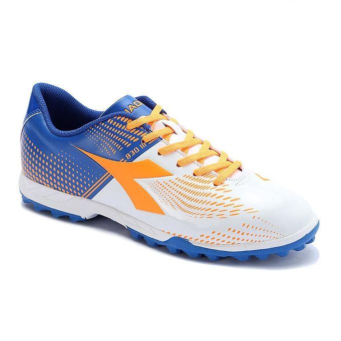 3ed1112057e Sale on 830 III TF Soccer Shoes - White Blue