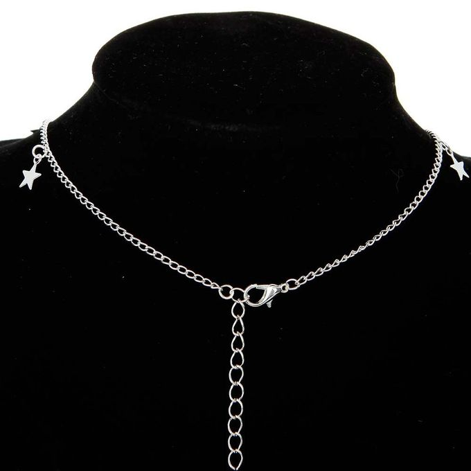 2e8edec812ed4 SPA Shop New Simple Women Chocker Gold Chain Star Choker Necklace Jewelry  Gifts