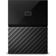 92d5d86cb49 WDBYNN0010BBK My Passport 1T USB 3.0 2.5 quot  External Hard Drive - Black