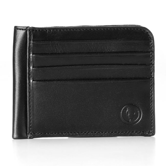 Sale on lacobra business card wallet black one size genuine business card wallet black one size genuine leather reheart Image collections