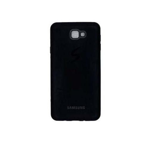 official photos 092d6 d789b Samsung J7 Prime Silicone Case - Black