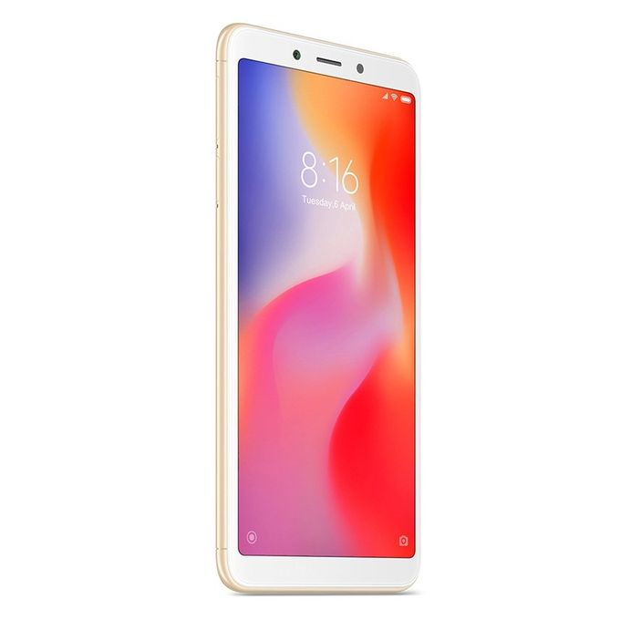 Sale On Redmi 6a 5 45 Inch 16gb 4g Mobile Phone Gold
