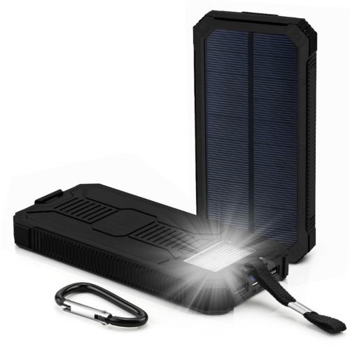 Power Bank Case Charger Diy Kits Box Led Dual Usb Ports Solar Panel Power Bank Case Charger Diy Kits Box For Samsung M.6 Consumer Electronics