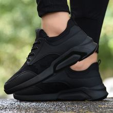 b9471f236 Male Student Youth Sports Shoes Running Shoes Travel Shoes Men's Shoes-