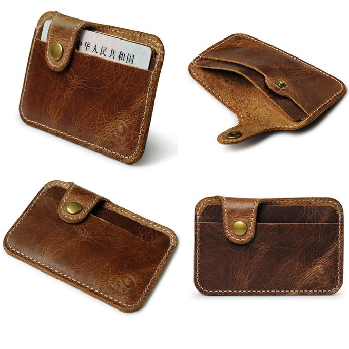 Tectores Fashion Casual Money Clip Slim Credit Card ID Holder Wallet Money  Cash Holder Gift eb134f6662bb