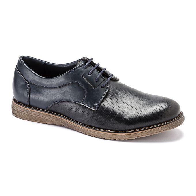 4c79b4d573a10 Sale on Lace Up Shoes - Navy Blue | Jumia Egypt
