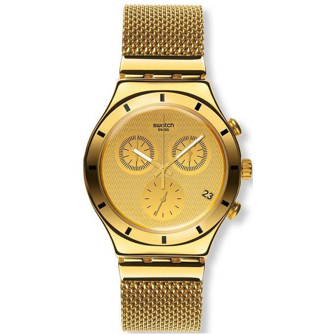 621442a26 عرض عيد ميلاد جوميا! تسوق Ycg410ga Stainless Steel Watch - Gold ...