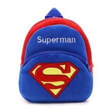 86472f1441b36 Cartoon Kids Boys Girls Plush Backpacks Baby Cute Children School Bags  -multi-color Mixed