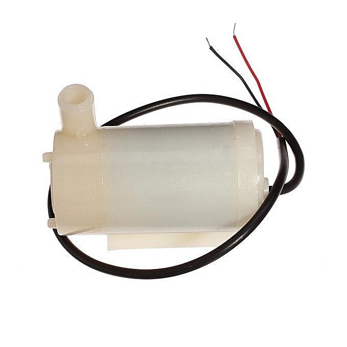 Mini bomba sumergible de agua dc 3v 120l h new para for Aspersor de agua para jardin