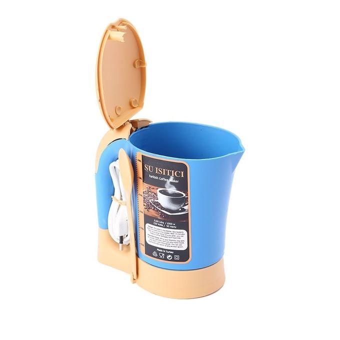 Kitchen Tools Turkish Coffee Maker - 0.6L - Blue Buy online Jumia Egypt