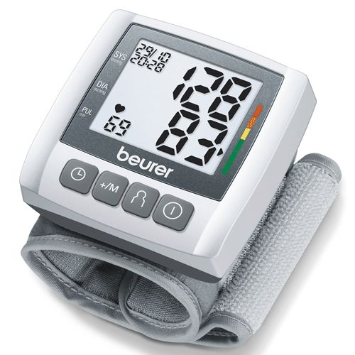 BC30 جهاز مراقبة ضغط الدم من المعصم